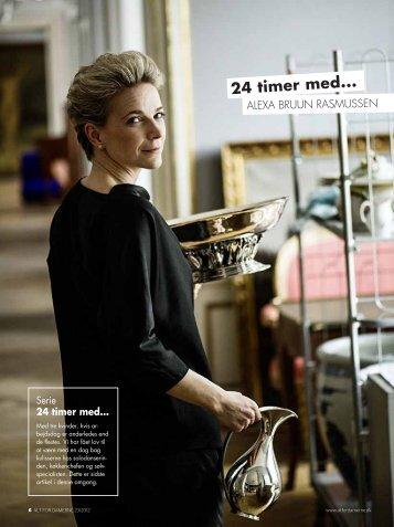 24 timer med... - Bruun Rasmussen
