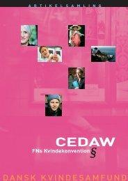 Artikelsamling om CEDAW - Kvindekonventionen