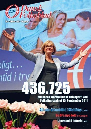 75715 DF 5-2011_01-32_web.pdf - Dansk Folkeparti
