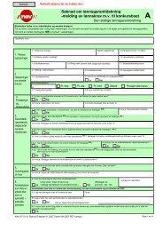 Lønnskrav til NAV lønnsgaranti må søkes på dette skjemaet