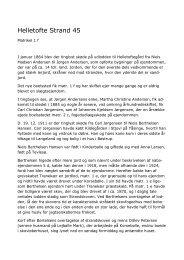 Læs som PDF. - Grundejerforeningen Helletofte Strand