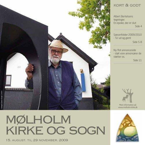 Kirkeblad nr 3 - 2009 august - Mølholm Kirke