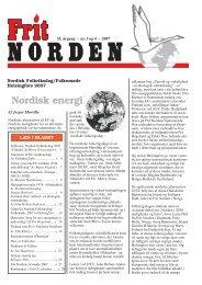 forsiden - Frit Norden