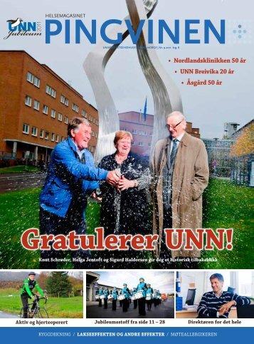 Pingvinen nr. 9 - oktober 2011 - Universitetssykehuset Nord-Norge