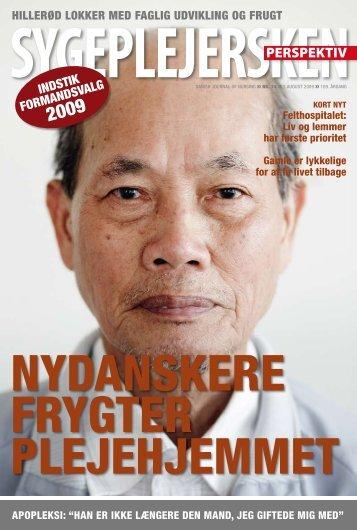 Link til sygeplejersken nr. 14/2009 (pdf) - Blak-Consult.dk