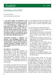 Kimbladet 3 2010 Irisanalyse.pdf - Helsepraksis