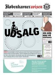 JANUAR 2010 - ÅRGANG 5 - Københavneravisen