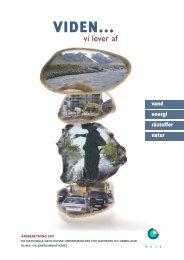 Årsberetning 2007 - Geus