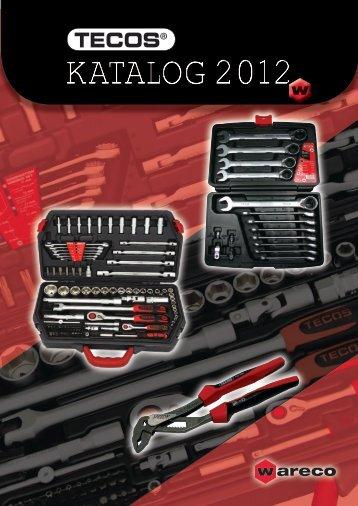 KATALOG 2012 - Wareco