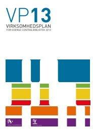 virksomhedsplan - Odense Centralbibliotek