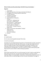 Referat fra seneste generalforsamling - Grundejerforeningen ...