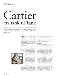 URE Cartier - Timegeeks by Kristian Haagen