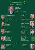 Lars Barfoed - Konservative - Hørsholm - Page 2