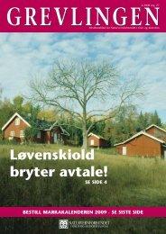 Grevlingen nr. 4 - Norges Naturvernforbund