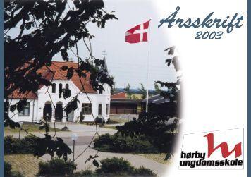 Årsskrift Årsskrift - Hørby Efterskole