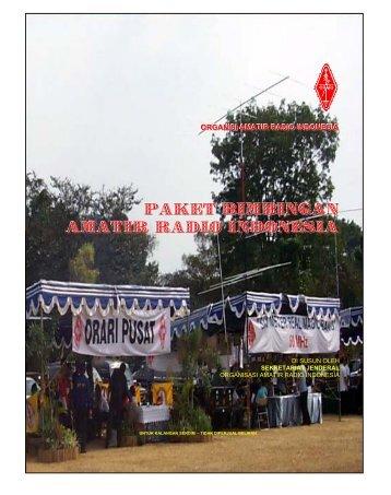 PAKET BIMBINGAN AMATIR RADIO INDONESIA - Kambing UI
