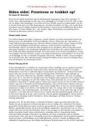 NYT - nr. 1 / 2006 - februar - Dansk Samling