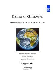 Rapport 98-1 - DMI