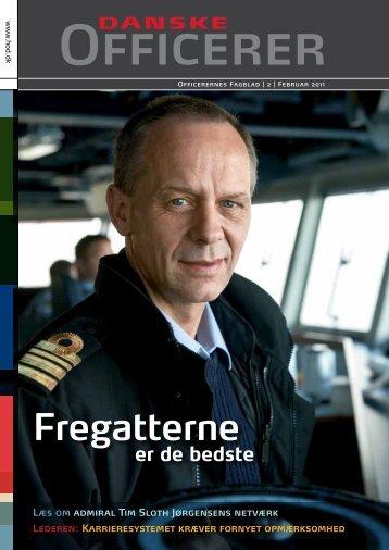 Fregatterne - Hovedorganisationen af Officerer i Danmark
