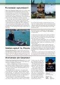 Fregatterne - Hovedorganisationen af Officerer i Danmark - Page 5