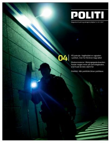 Politi magasinet - 04