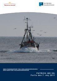 PATRICK - Den Maritime Havarikommission