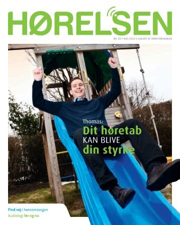 Dit høretab din styrke - onlinecatalog.dk