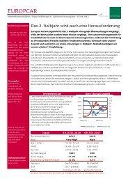 EUROPCAR - Jyske Bank