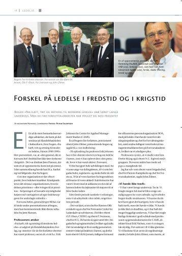 Læs omtalen her - Per Svensson, Frederiksberg