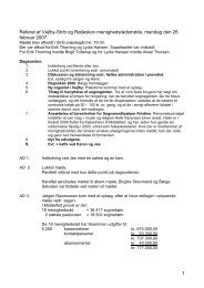 fra 26. februar - Vejlby-Strib-Røjleskov pastorat
