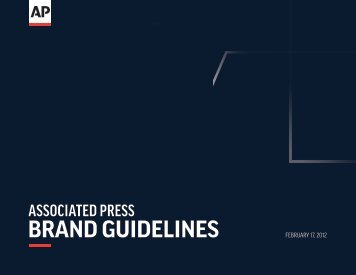 BRAND GUIDELINES - Associated Press