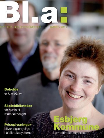 marts 2011 - Biblioteksmedier as