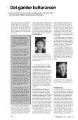 Hvad vil politikerne? - FORSKERforum - Page 4