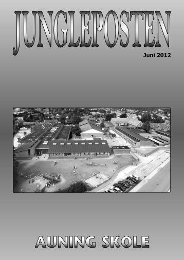 Juni 2012 - Auning Skole