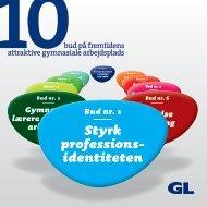 De 10 bud - Helle Hein.pdf - Gymnasieskolernes Lærerforening