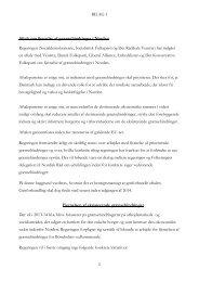 BILAG 1 Aftale om fjernelse af grænsehindringer i Norden ...