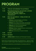 program for fejringen af institut for - Institut for Statskundskab ... - Page 2
