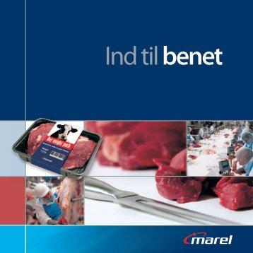 Ind tilbenet - Marel