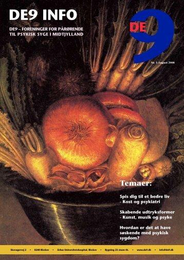 Kost og psykiatri - De9