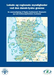 Lokale og regionale myndigheder ved den dansk ... - Regionskontor