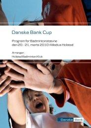 Danske Bank Cup - Medius Holsted