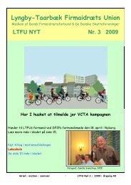 Nr 3 ? 2009 - Dansk Firmaidrætsforbund