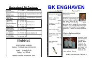 Årgang 6 - BK Enghaven