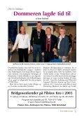 Inde i bladet: DM for klubber SWAN internetbridge Fald dog fra Lidt ... - Page 5