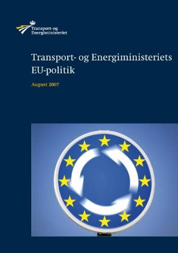 Transport- og Energiministeriets EU-politik