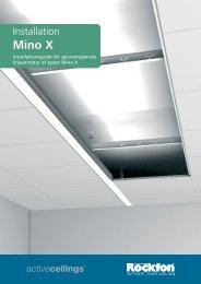 Mino X - Rockfon