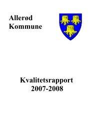 Kvalitetsrapport 2007-2008 - Nyheder fra Danmarks Lærerforening