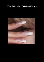 The Fairytale of Gel on Forms - Nagelgrossisten