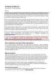 Vi kræver el-biler nu! - Dansk Elbil Komite