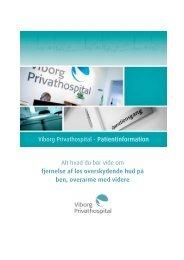 Patientinformation Alt hvad du bør vide om fjernelse af løs ...